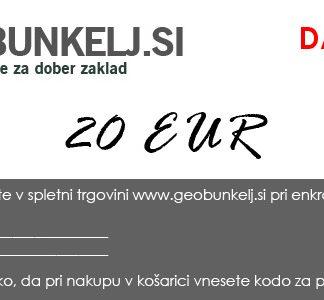 Darilni bon - 20 EUR-0