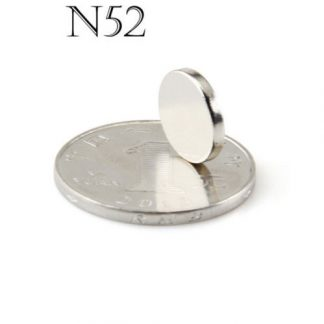 Magnet - disk fi 12 x 2mm-0