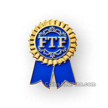 FTF značka-0