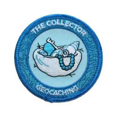 The Collector - našitek-0