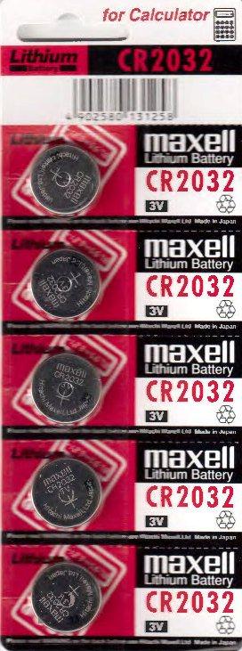 CR 2032 litijeva baterija-310