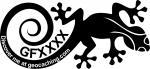 Gecko sledljiva nalepka-0