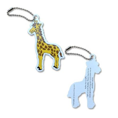 Žirafa Raffie geo popotnica-0